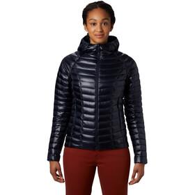 Mountain Hardwear Ghost Whisperer/2 Jacket Dame Dark Zinc